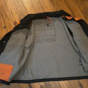 Tommy Hilfiger Jackets & Coats - Tommy Hilfiger jacket with the Hideaway Hood
